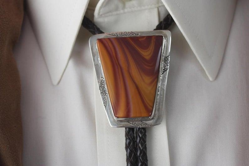 custom made bolo tie